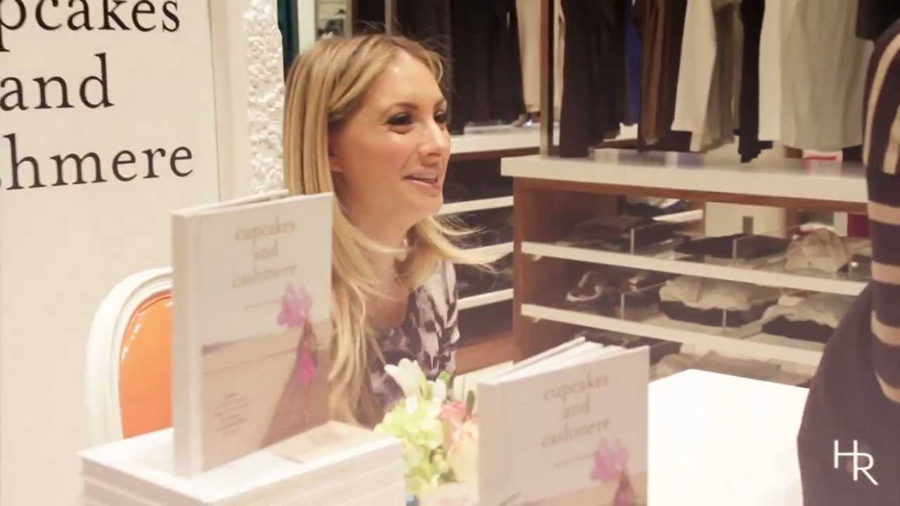 LIVE FROM HOLTS: Cupcakes And Cashmere's Emily Schuman