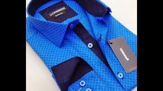 Cтильная мужская рубашка Bellino Арт 1916-9(, 2014-11-02T00:12:45.000Z)