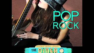 The Diner - D-PR0002a Upbeat Indie Pop Rock (Instrumental)