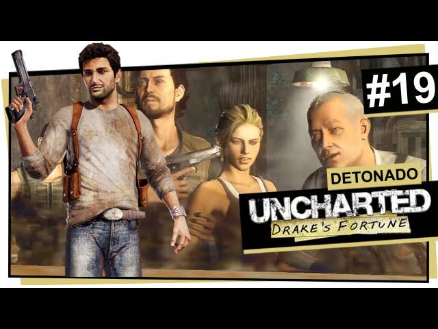 Uncharted #19 - Hóspedes indesejados / Uncharted: Drake\'s Fortune (Português)