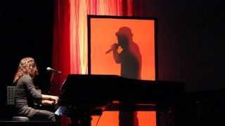 Palabras que se esconden - Jarabe de Palo - Teatro Sha 23/05/2013