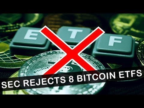 SEC Rejects Bitcoin ETF From ProShares, GraniteShares & Direxion!