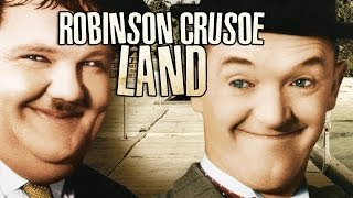 Laurel & Hardy - Robinson Crusoe Land (1951) [Komödie] | Film (deutsch)