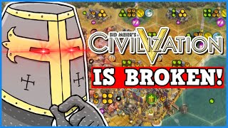 Breaking Civilization 5 With Culture - Civ 5 is a perfectly balanced game with no EXPLOITS