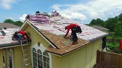 A.J. Wells Roofing Contractors Jacksonville Florida Duval Clay St. John's County roof replacement