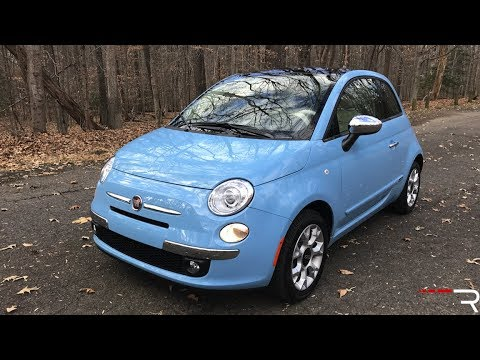 2017 Fiat 500 Lounge – Redline: Review
