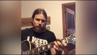 """Lukas Nelson - """"Please Don't Tell Me How the Story Ends"""" (ThingamaJAMS)"""