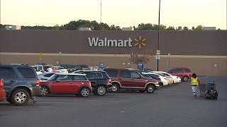 Cops Overwhelmed By Walmart Fights: