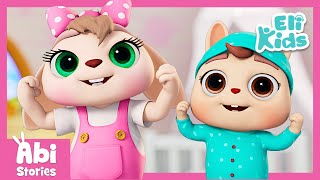 I'm Strong & Confident | Believe In Yourself | Educational Cartoon | Abi Stories Compilation