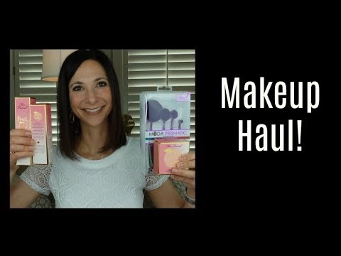 Makeup Haul!! | September 2017 | Dr. Dani Fisher | Mature/Oily  Skin Over 40!