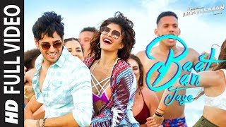Baat Ban Jaye Full Video Song | A Gentleman - SSR | Sidharth | Jacqueline | Sachin-Jigar | Raj&DK Thumb