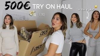 Der Ultimative non sponsored ASOS TRY ON HAUL -Adorable Caro