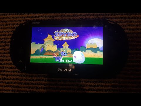 PSVita - How To Install 'Incompatible' PSP/PS1 Games (no Hacks)