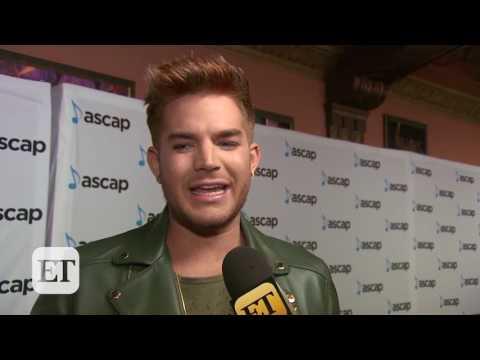 Adam Lambert Game to Judge ABCs American Idol Reboot - ET
