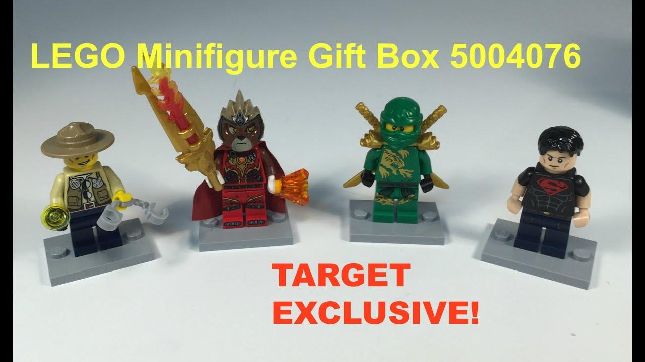 Lloyd Superboy LEGO 5004076 Target Exclusive  4 Minifigure Gift Set Lavertus