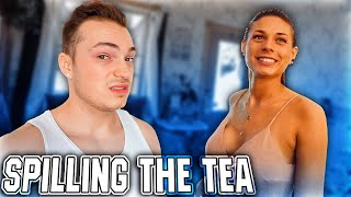 SPILLING THE TEA about my SISTER! (Sorry)