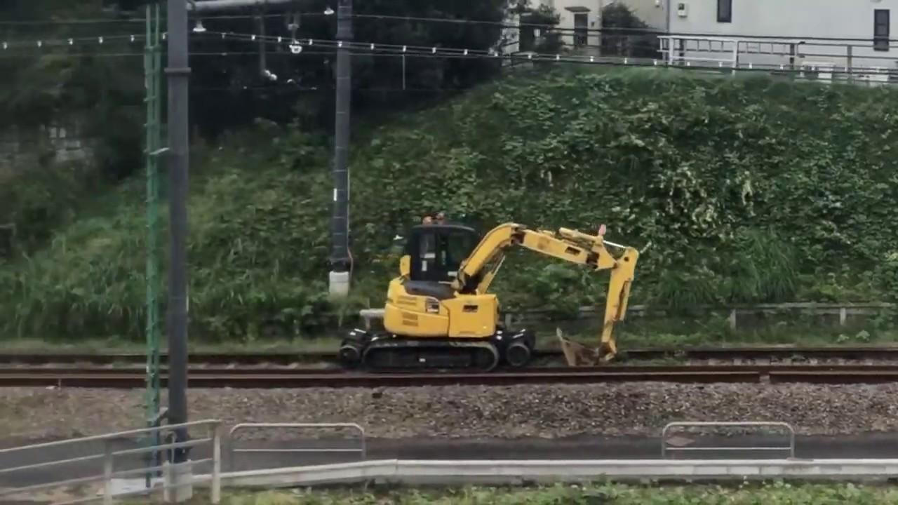 不通(2019年10月15日) 京王動物園線 (2019年10月16日に運転再開)
