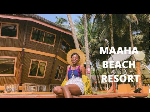 Ghana's Luxurious Beach Resort 🇬🇭  | Travel vlog