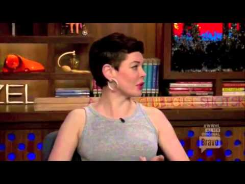 Rose McGowan talking about Charmed 2015