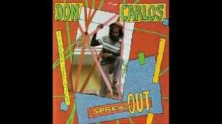 Don Carlos Back Way With Your Mix Up 1983.mp3