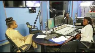 Jokate - Kidoti Interview with Clouds Fm