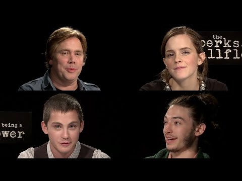 """THE PERKS OF BEING A WALLFLOWER - """"First Impressions"""" Roundtable"""