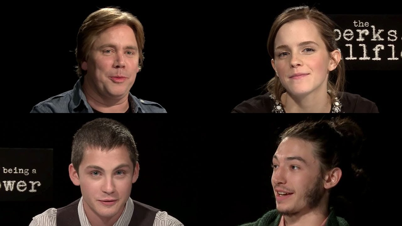 """Download The Perks of Being A Wallflower (2012) Official Roundtable """"First Impressions"""""""