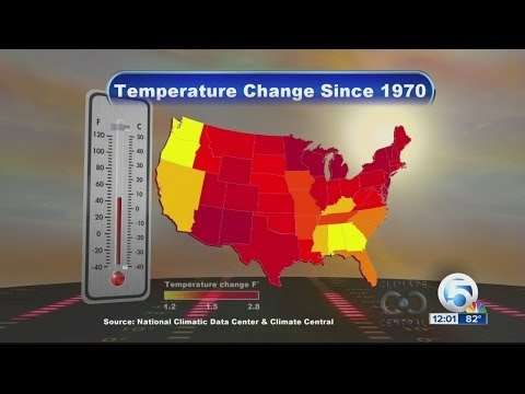 National Climate Assessment cites looming risks for US