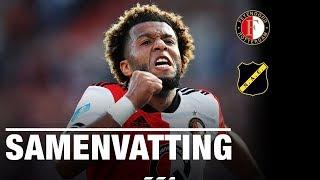Samenvatting | Feyenoord - NAC Breda 2018-2019
