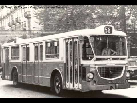 Vecchi bus atm torino youtube for Tornio modellismo