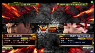 2016/3/12 VF5FS 轟雷神戦 ムック vs 完全二択