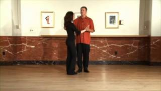 East Coast Swing - Tuck In - Virtual Ballroom Lessons
