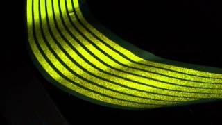 Светоотражающие полоски на колесные диски