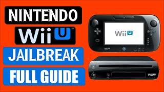 How To Jailbreak Nintendo Wii U 5 5 3 Homebrew Launcher Softmod