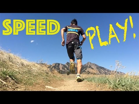 HOW TO RUN A FARTLEK WORKOUT! SPEED RUNNING TIPS AND TRAINING TECHNIQUE | SAGE RUNNING