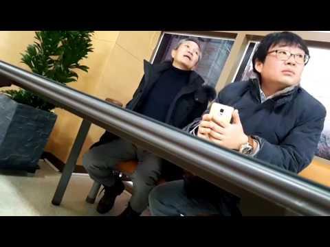 신의한수 생방송 (경찰청 방문 !)