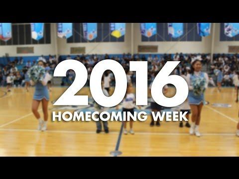 2016 SFS Homecoming Week Highlight Video