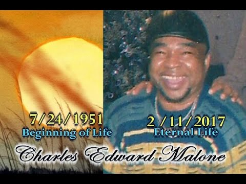Celebrating Charles Edward Malone