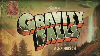 Заставка Gravity Falls ФАН ВЕРСИЯ