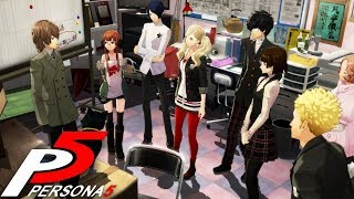 AKECHI'S PLAN & CONFESSING MY LOVE TO...HARU?! | Persona 5 [43]