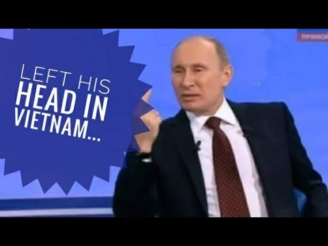 Putin: US Foreign Policy and McCain