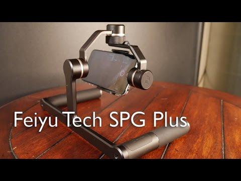 Feiyu Tech SPG Plus | The Best iPhone Gimbal?