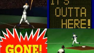 Bases Loaded `96: Double Header (PS1) Playthrough - NintendoComplete