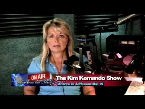 One amazing call on the Kim Komando Show