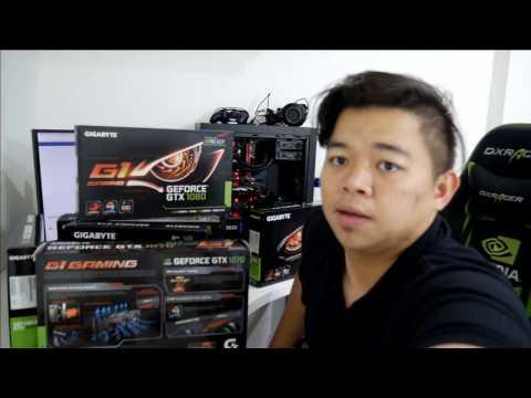รีวิว การ์ดจอ Gigabyte ทุกรุ่น XTREME Gaming, G1,D5,OC ตั้งแต่ GTX1050//1060//1070//1080