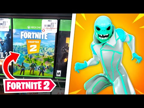 Fortnite CHAPTER 2 - Halloween Update & EVERYTHING YOU NEED TO KNOW!