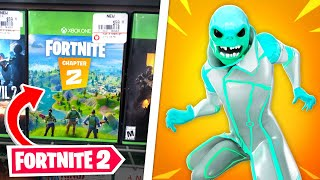 Fortnite Chapter 2   Halloween Update & Everything You Need To Know!