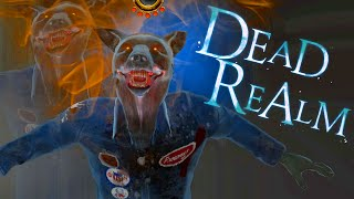Dead Realm Fun - Decoys, Trap Doors, Sneaking in the Kitchen(Seek & Reap Funny Moments)