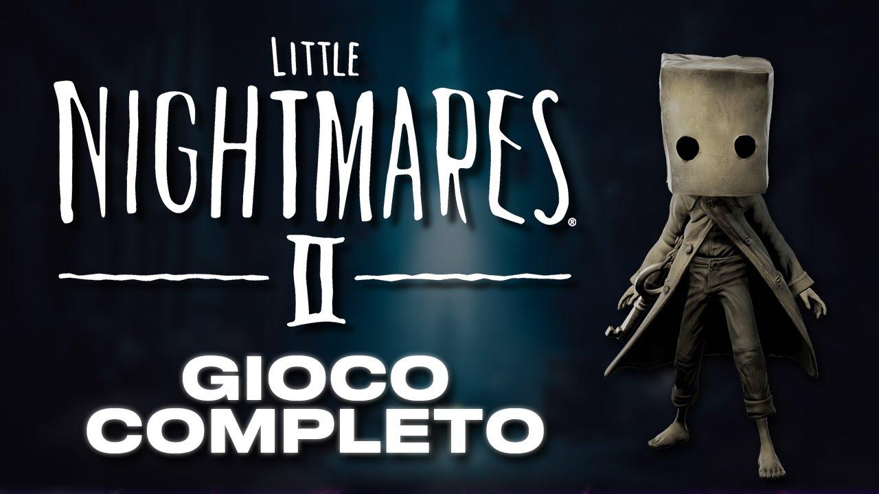 Little Nightmares 2 -GIOCO COMPLETO 100%- [ITA]