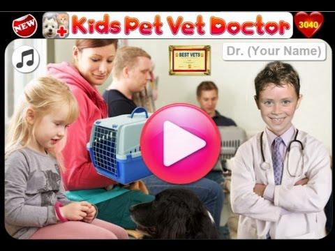 Kids Pet Vet Doctor - Promo Video